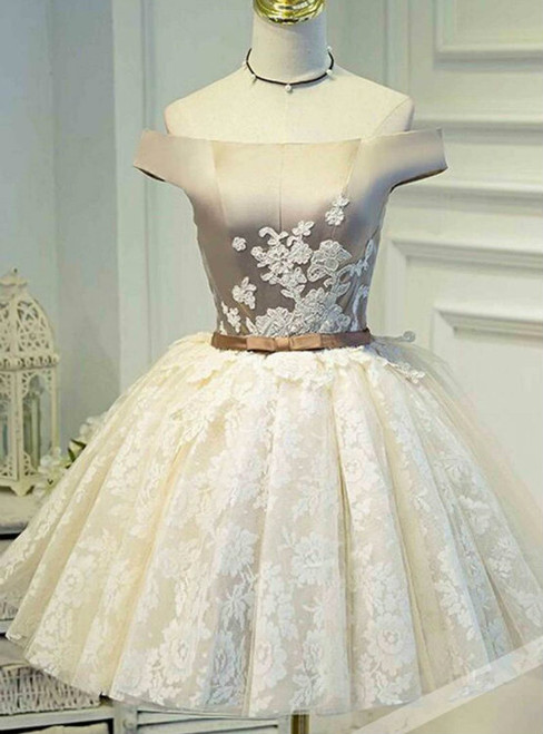 Cheap homecoming dresses 2017 Charming Prom Gown Elegant Prom Dress