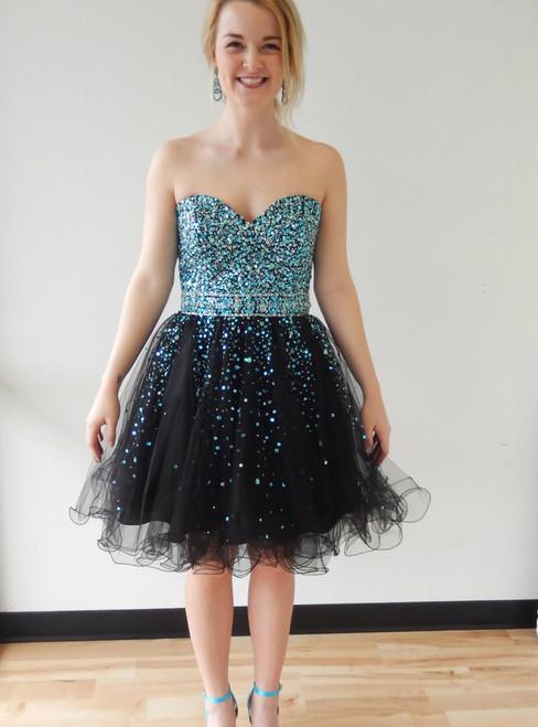 Cheap homecoming dresses 2017 Shining Prom Dress,Short Prom Dresses