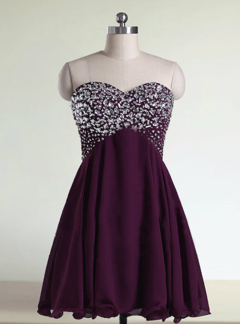 Cheap homecoming dresses 2017 Short Mini Dresses for party/cocktail/homecoming
