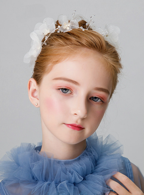 Children's Headdress Girl Hairband Wreath Accessories