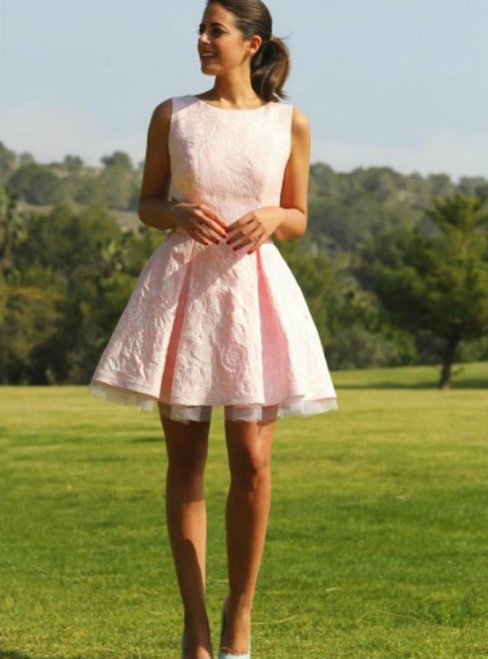 White Two Piece Halter Feather Mini Short Homecoming Dress