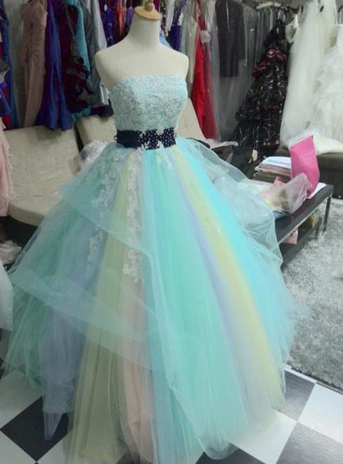 Cheap wedding dresses 2017 Sweetheart Colorful Wedding Dresses Bridal Dress 2017