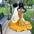 Wide Range Of Yellow Velvet Mermaid Sweetheart Beaded Long Prom Dress 2020 Yellow Velvet Mermaid Sweetheart Beaded Long Prom Dress 2020