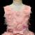 Shop 2020 A-Line Pink Scoop Sleeveless Knee Length  Flower Girl Dress