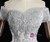 We Provide Gray Tulle Appliques Off the Shoulder Quinceanera Dress