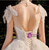 Tulle V-neck Beading Sequins One Dress Four Wears Wedding Dress