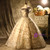 Gray Tulle Print Beading Off the Shoulder Quinceanera Dress