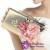 Cheap Latest Elegant Three-dimensional Flower Clutch