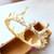 Fabulous Bridal Jewelry 2017 Gold White Crystal Rhinestone Metal Tiara