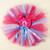 Baby Girl Tulle Princess Dress Kids Halloween Cosplay Costume Girl