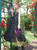 In Stock:Ship in 48 hours Black Sweetheart Lace Tea Length Dress