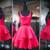 Short Homecoming Dresses Hot Pink Homecoming Dresses Short Party Dresses