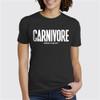 Unisex Carnivore T-Shirt - Black