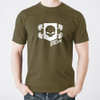 Men's Vintage Power Athlete Shield T-Shirt 2