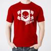 Men's Power Athlete Shield T-Shirt - Red