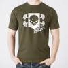Men's Power Athlete Shield T-Shirt - Green