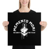 Memento Mori Poster - Various Sizes