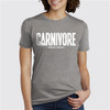 Unisex Carnivore T-Shirt - Grey