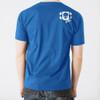 Men's Power Athlete Shield T-Shirt - Blue
