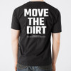 Move The Dirt Black Back