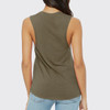 Move The Dirt Muscle Tank – Green