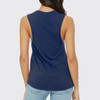 Move The Dirt Muscle Tank – Navy