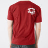 Vintage Power Athlete Shield T-Shirt - Red