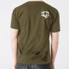 Vintage Power Athlete Shield T-Shirt – Green