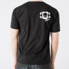 Vintage Power Athlete Shield T-Shirt - Black