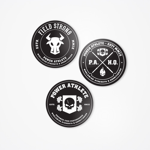 Field Strong Training - Sticker Pack