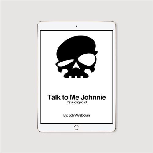 Talk To Me Johnnie - e-book