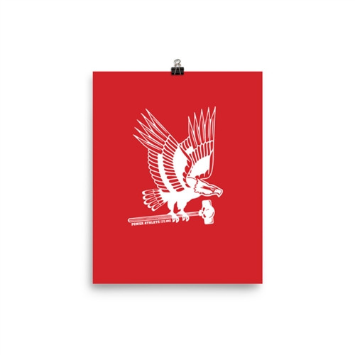 Eagle Poster - Various Sizes