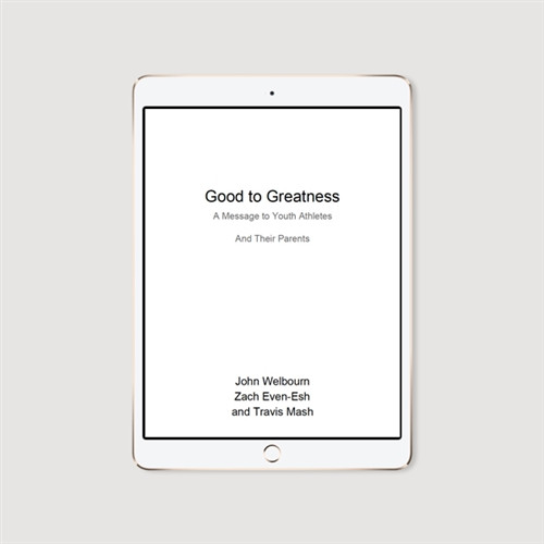 Good to Greatness - e-book