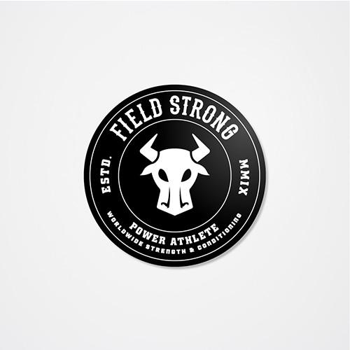 Field Strong Sticker