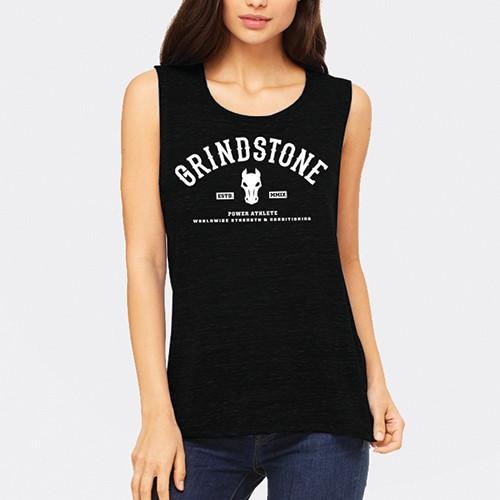 Women's Grindstone Muscle Tee