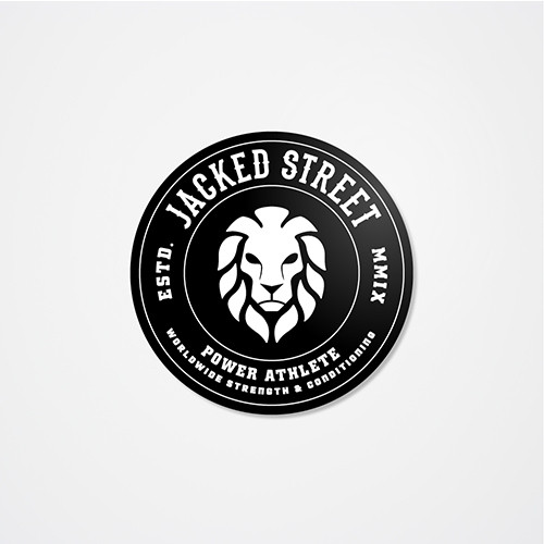 Jacked Street Sticker
