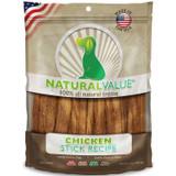 Natural Value Soft Chew Chicken Sticks