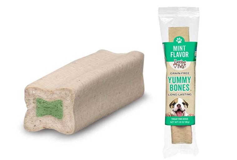 Yummy Bones Singles - Mint Flavor (1 Piece)