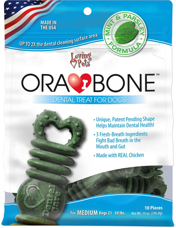 Orabone Dental Treats (14-15 oz. Bag)