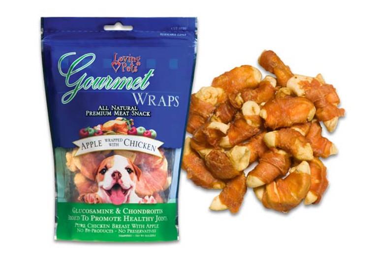 Gourmet Apple & Chicken Wrap