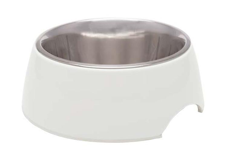 Retro Bowl - Ice White