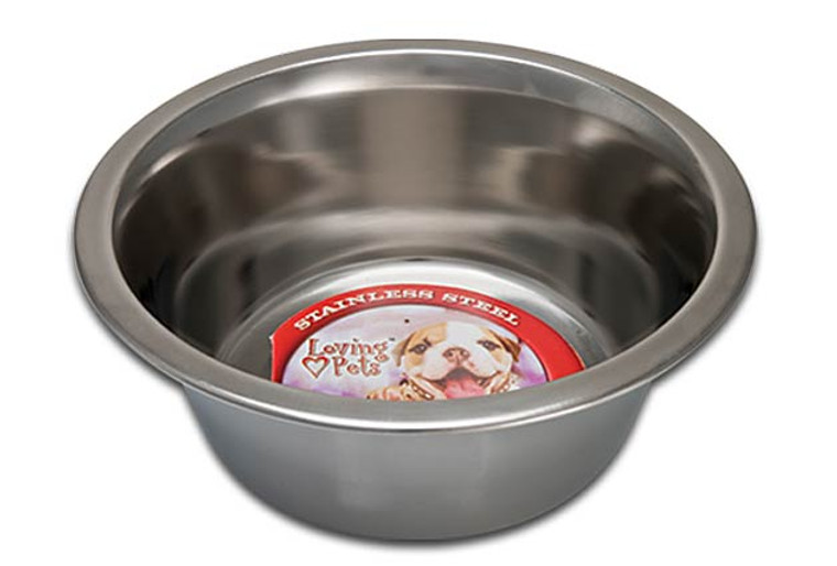 Ruff N' Tuff Traditional Stainless Dish