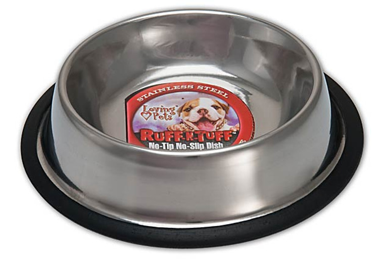 Ruff N' Tuff Traditional No-Tip Dish