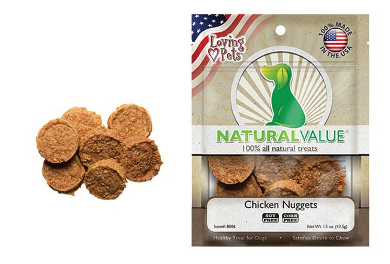 Natural Value Chicken Nuggets