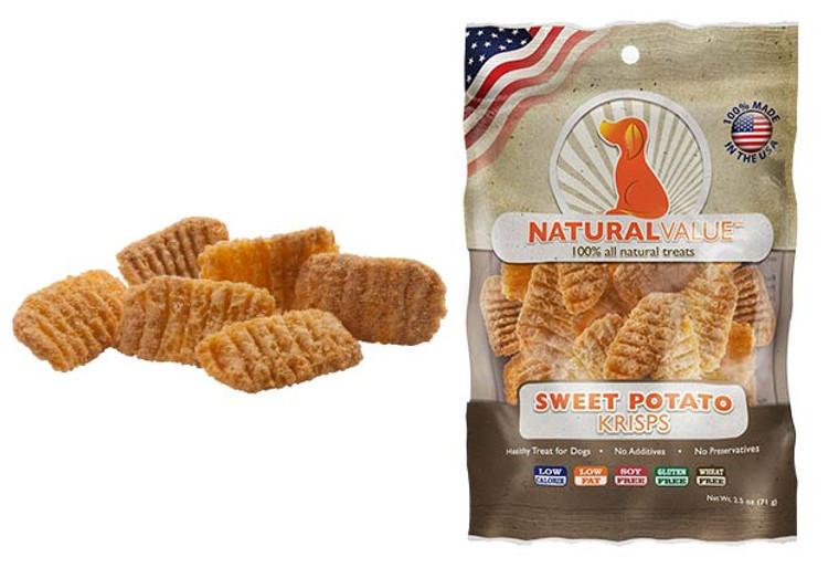 Natural Value Sweet Potato Krisps