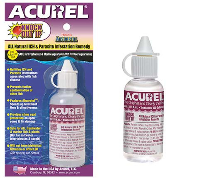 Acurel Knockout IP - Parasite Remedy (50ml)