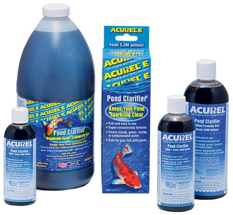 Acurel E Pond Clarifier
