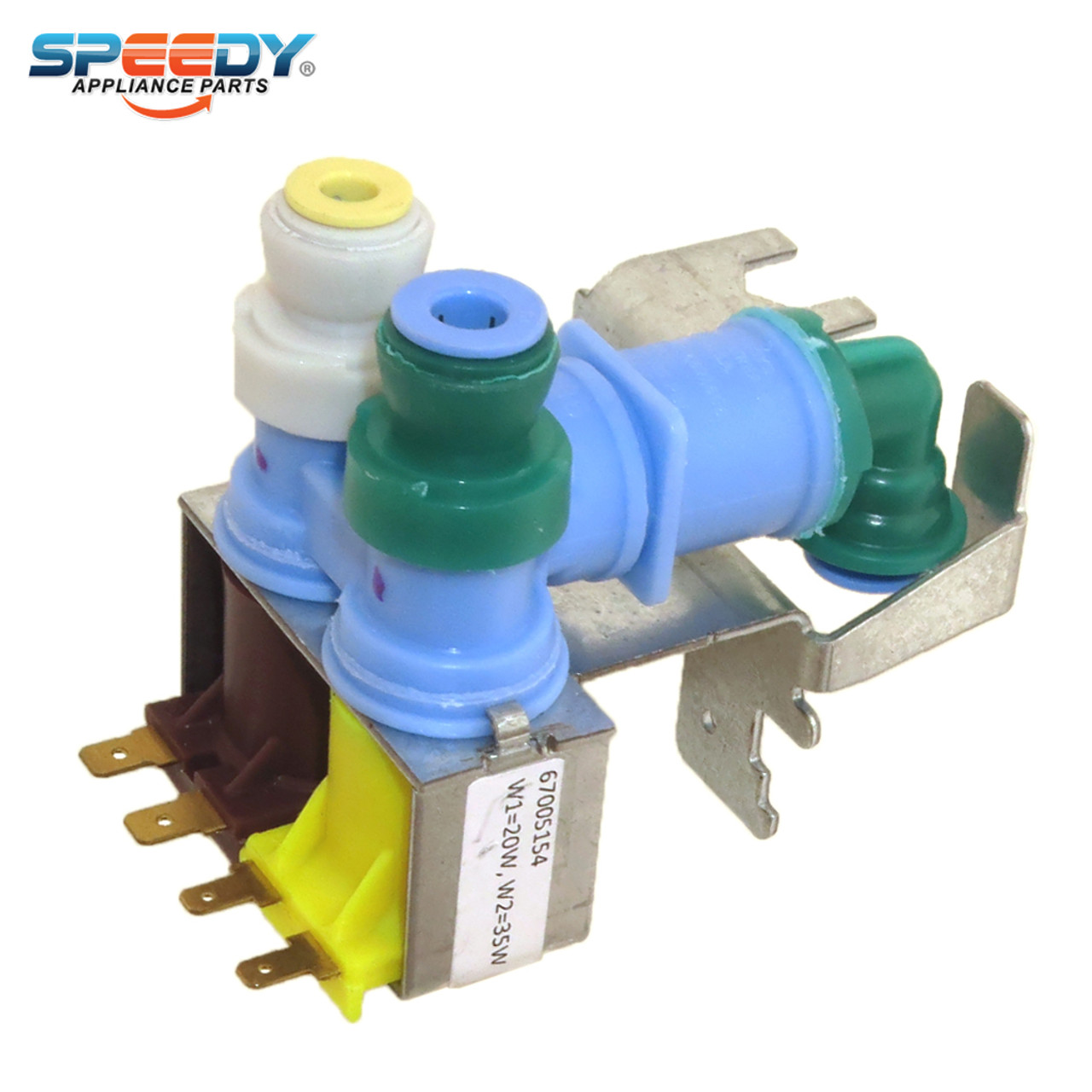 Part For Frigidaire Crosley Kenmore Refrigerator Water Inlet Valve Replacement