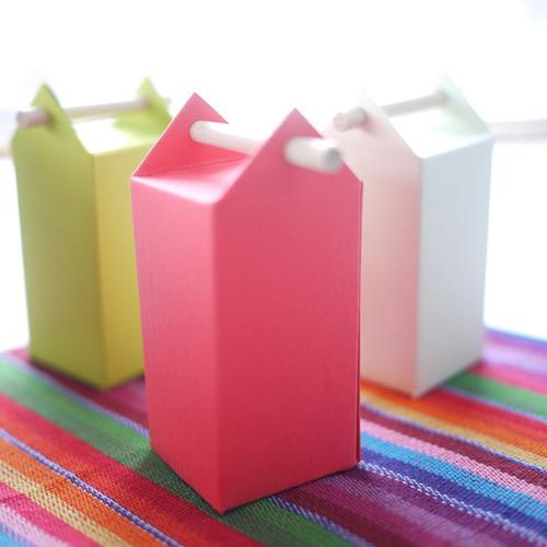 Boîte à dragées Tourette
