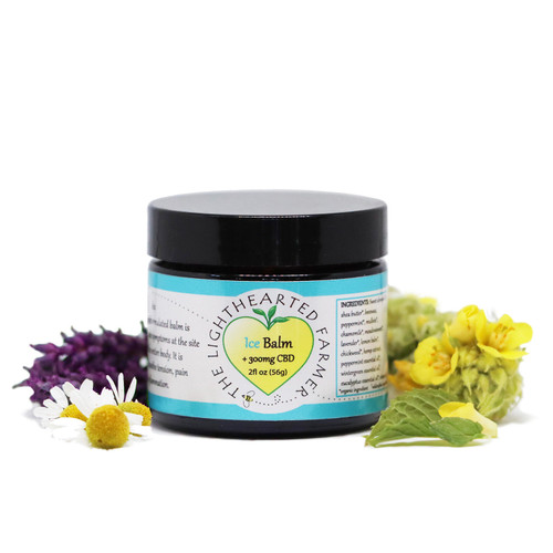 Ice Balm 300mg CBD